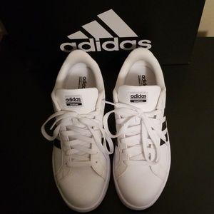 Adidas cloud foam all stars worn twice